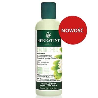 Bio Organic Moringa szampon naprawczy 260ml Herbatint
