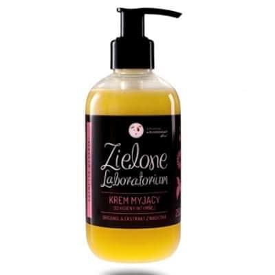 Krem myjący do higieny intymnej origanol & ekstrakt z nagietka 250ml Zielone Laboratorium