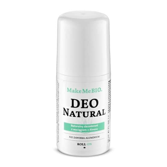 DEO Natural 50ml Make Me Bio