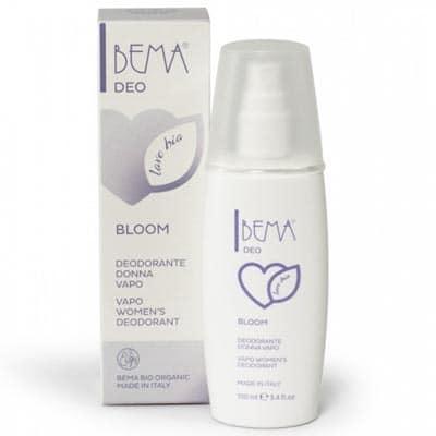 Antyperspirant w sprayu dla kobiet 100ml Bema Love bio