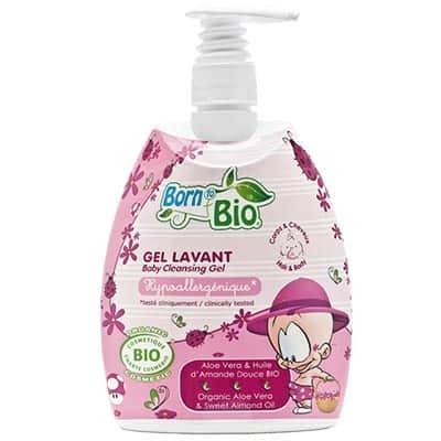 Born to Bio Żel myjący BIO dla niemowląt i dzieci 475ml
