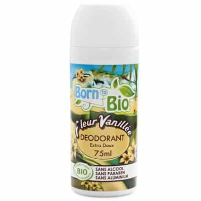 Born to Bio Dezodorant BIO Kwiat Wanilii 75ml