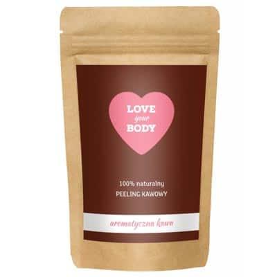 Love Your Body Peeling Kawowy – Aromatyczna Kawa 100g