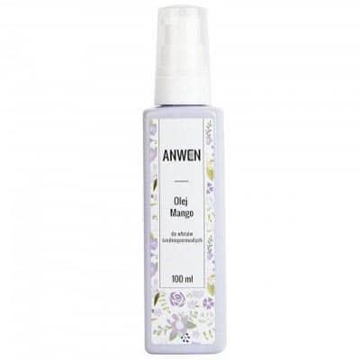 Olej Mango – do włosów średnioporowatych 100ml Anwen