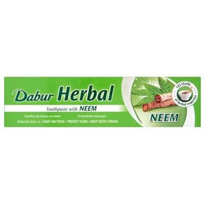 Pasta Dabur Herbal z Neem 100g