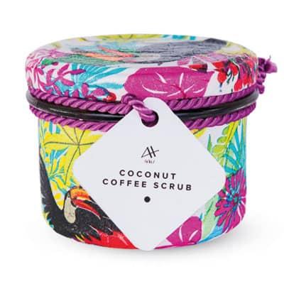 Kawowy peeling kokosowy – Coconut Coffee Scrub 200ml Achae