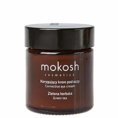 Korygujący krem pod oczy Zielona herbata 30ml Mokosh