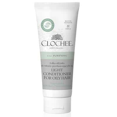 Lekka odżywka do włosów przetłuszczających się 100ml Clochee