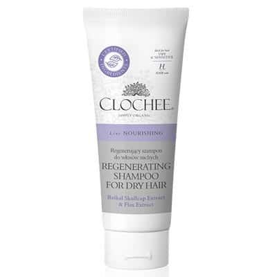 Regenerujący szampon do włosów suchych 100ml Clochee