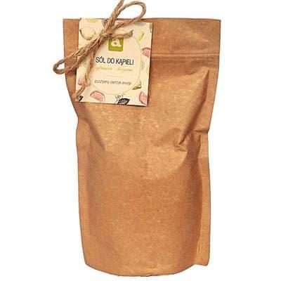 Cytrusowo-korzenna sól do kąpieli 500g Ajeden