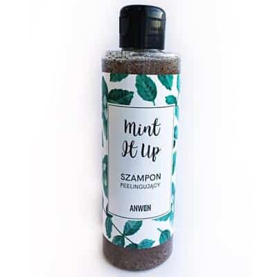 Mint It Up – szampon peelingujący 200ml Anwen