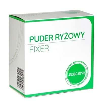 Puder ryżowy – Fixer 15g Ecocera
