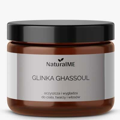 Glinka Ghassoul 200ml NATURALME
