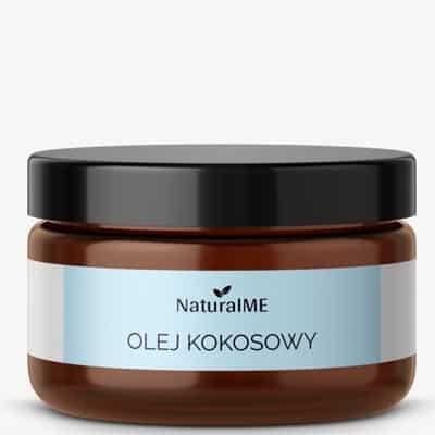 Olej kokosowy 100ml NATURALME