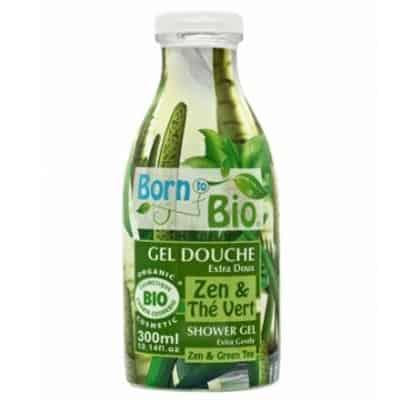 """Born to Bio Żel pod prysznic BIO """"Zen i Zielona Herbata"""" 300ml"""