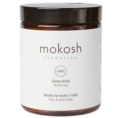 Glinka biała – Kaolin 180ml Mokosh