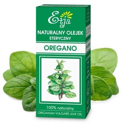 Olejek Oregano 10ml Etja