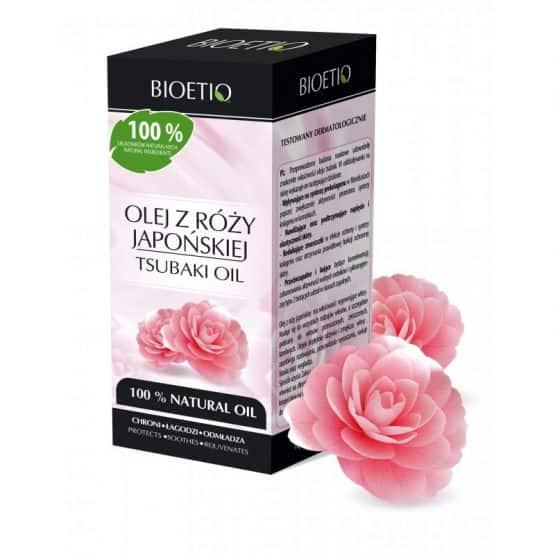 Olej z róży japońskiej 30ml BIOETIQ