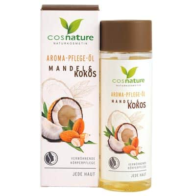 Naturalny aromatyczny migdałowo-kokosowy olejek do pielęgnacji ciała 100ml Cosnature