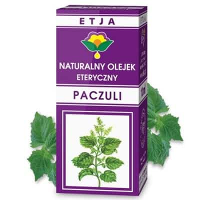 Olejek Paczulowy 10ml Etja