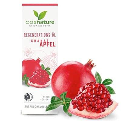 Naturalny regenerujący olejek z owocu granatu 100ml Cosnature