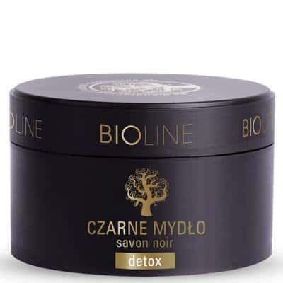 Czarne mydło savon noir 200g Bioline