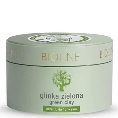 Glinka zielona 150g Bioline