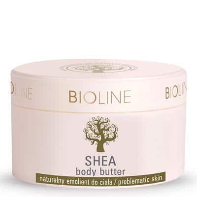 Masło do ciała shea 200ml Bioline