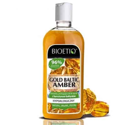 Gold Baltic Amber hipoalergiczny żel 300ml Bioetiq