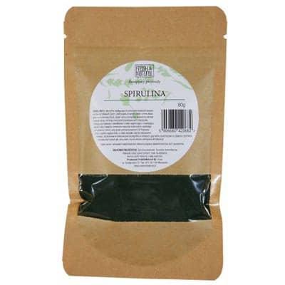 Spirulina – intensywne nawilżenie 80g Fresh&Natural