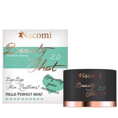 Serum/Krem BEAUTY SHOT 2.0 30ml Nacomi