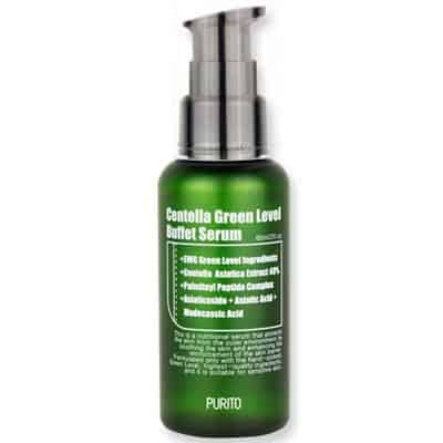 Centella Green Level Buffet Serum Kojące serum do twarzy 60ml PURITO