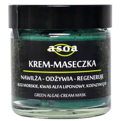 Krem-maseczka algi morskie 60ml ASOA