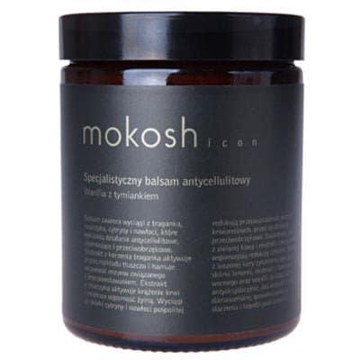 Specjalistyczny balsam antycellulitowy Wanilia z tymiankiem 180ml MOKOSH icon