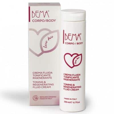 Balsam Tonizujący i regenerujący 200ml Bema Love bio