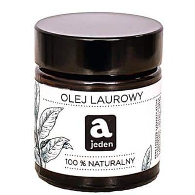 Olej Laurowy (nierafinowany) 30ml Ajeden