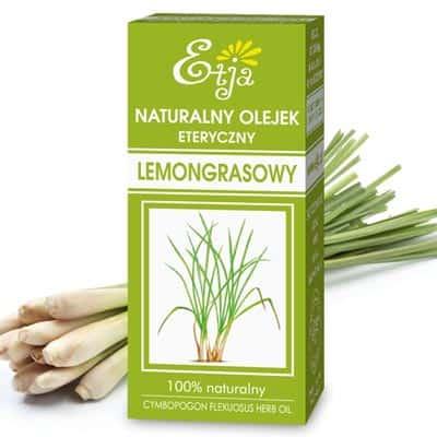 Olejek Lemongrasowy 10ml Etja