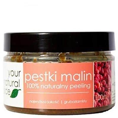 Peeling z pestek malin – gruboziarnisty 100ml Your Natural Side