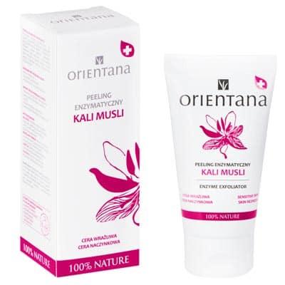 Peeling enzymatyczny Kali Musli 50ml Orientana