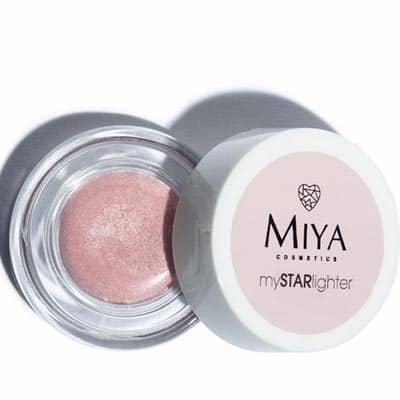 Naturalny rozświetlacz – mySTARlighter Rose Diamond 4g Miya Cosmetics
