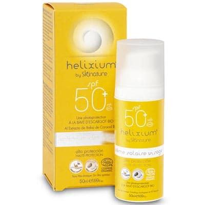 Przeciwsłoneczny krem do twarzy SPF50 50ml Helixium Sun