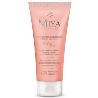 Rozświetlająco-nawilżający balsam do ciała i dekoltu – GLOWme 100ml Miya Cosmetics