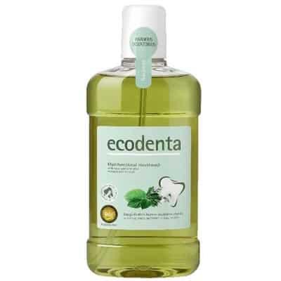 EcoDenta Wielofunkcyjny płyn do płukania jamy ustnej 500ml
