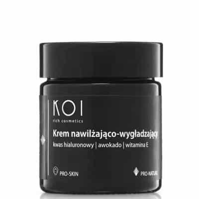 Krem nawilżająco-wygładzający 30ml KOI Cosmetics