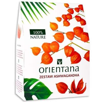 Zestaw Ashwagandha Orientana