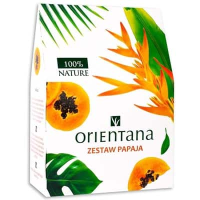 Zestaw Papaja Orientana