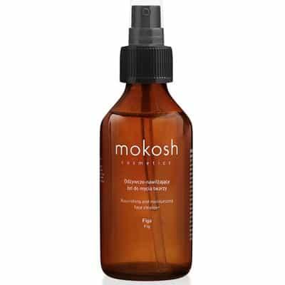 Odżywczo – nawilżający żel do mycia twarzy Figa 100ml Mokosh