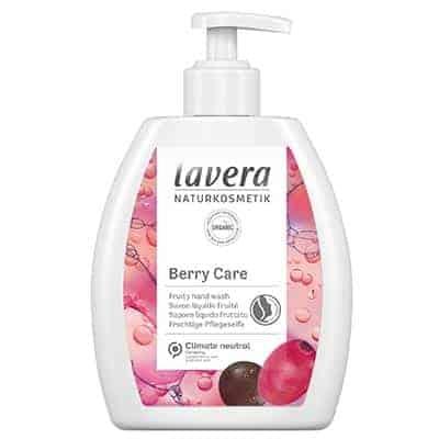 Mydło w płynie owocowe bio-goji i bio-acai 250ml Lavera