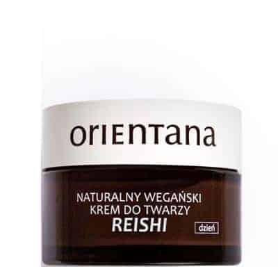 Naturalny wegański krem do twarzy Reishi na dzień 50ml Orientana