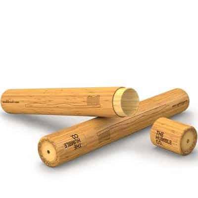 Bambusowe etui na szczoteczkę do zębów 1sztuka Humble Brush